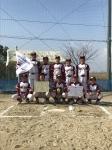 東海連盟春季大会ブロック予選 第2位通過!!!