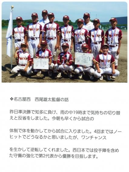 全日本選抜大会 3位入賞!!!
